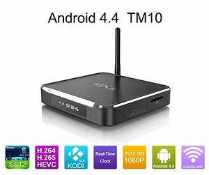 Android tv quad core support Bluetooth™4.0 Android™ 4.4 ...