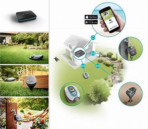 Welches Smart Home System : gardena smart system smarte gartenpflege smart home area ~ Michelbontemps.com Haus und Dekorationen