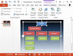 Organization Chart Powerpoint Template Free Animated Vertical Organizational Chart Powerpoint