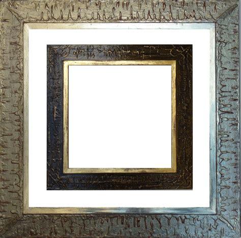 cadre larmes argentet noir et or doreur encadreur restauration de bois dor 233