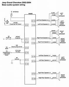 2000 Jeep Cherokee Radio Wiring Diagram