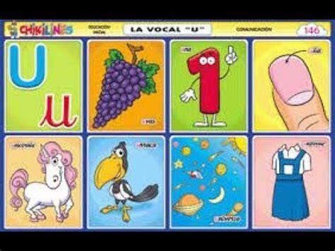 aprende a pronunciar la vocal u