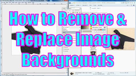 Free Image Background Remover How To Remove Replace Image Backgrounds Using