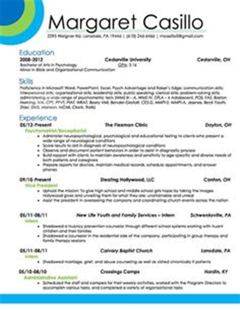 Personality Resume Exles by 1000 Images About Cool Resumes On Resume Resume Design And Creative Resume Design