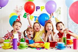 Birthday Parties at the Campus - Breadalbane Community Campus