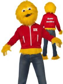 adults honey monster costume  mens fancy dress hub