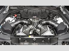 The engine bay of the 2014 BMW M6 Gran Coupe Torque News