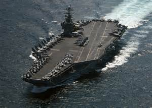 Us Aircraft Carrier Classes