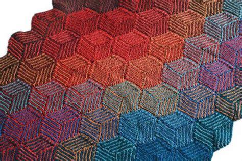 Decke Patchwork Optik Ideal Zum Kuscheln by 25 Einzigartige Decke Stricken Ideen Auf