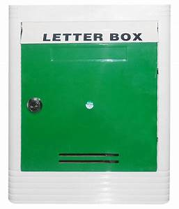 supertech green plastic letter box buy supertech green With acrylic letter box