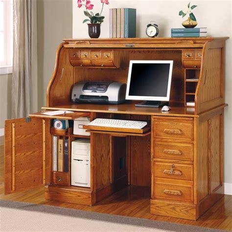 computer desk armoire ikea oak roll top computer desk home furniture design