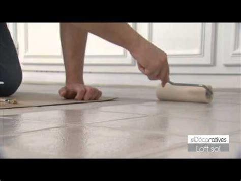 peinture quot loft sol quot effet b 233 ton poli sur www produitsdeco