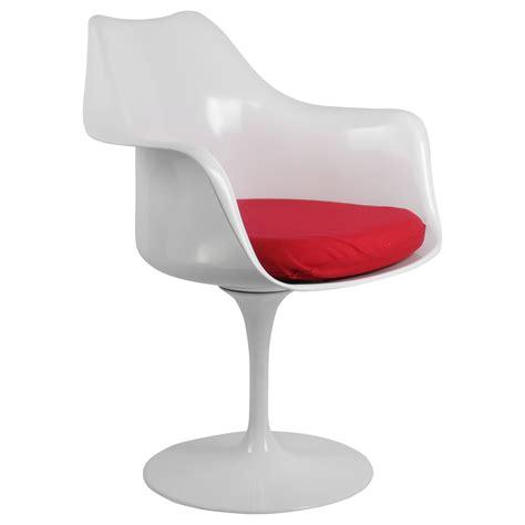 chaises tulipe chaise tulipe accoudoirs