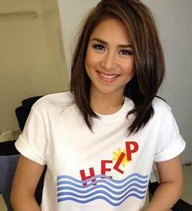 Sarah Geronimo hair color | Hair Style | Pinterest | Bobs ...