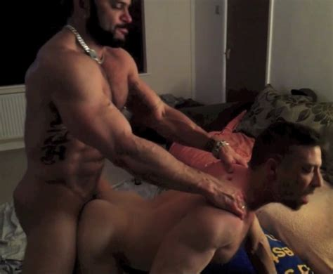 Rogan Richards Finally Releases His Sex Scene With British