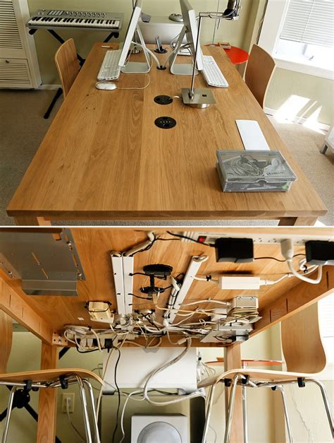 desk organization tips 18 insanely awesome home office organization ideas 14683