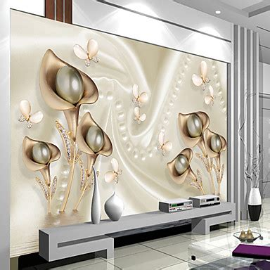 3d Wallpaper Deco by Deco Wallpaper For Home Wall Covering Canvas Adhesive