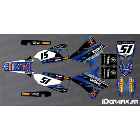 kit deco pour 85 yz kit deco moto cross yamaha idgrafix fr kit d 233 co