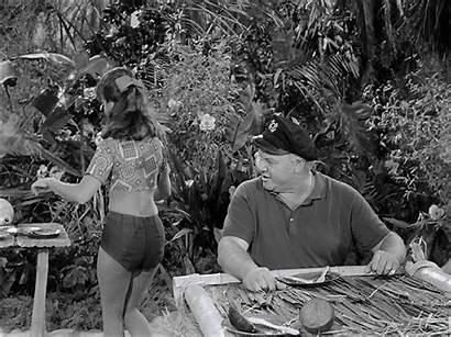 Island Caught Gilligan Skipper Mary Ann Castaways