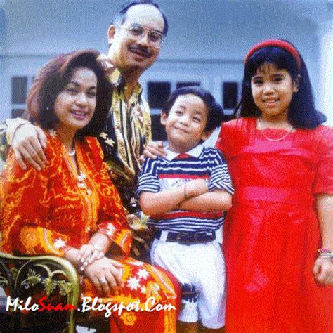Rosmah Mansor Masa Muda Milo Suam