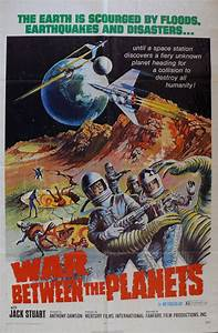 War Between the Planets Movie Posters From Movie Poster Shop