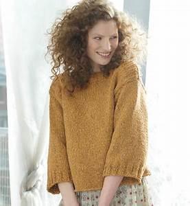 Modele De Tricotin Facile : modele tricot facile pull femme ~ Melissatoandfro.com Idées de Décoration