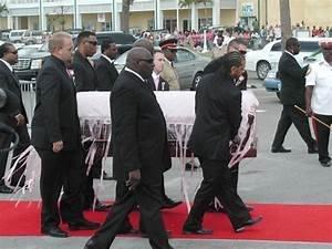 Anna Nicole Smith Funeral Memorial Service, Nassau Bahamas
