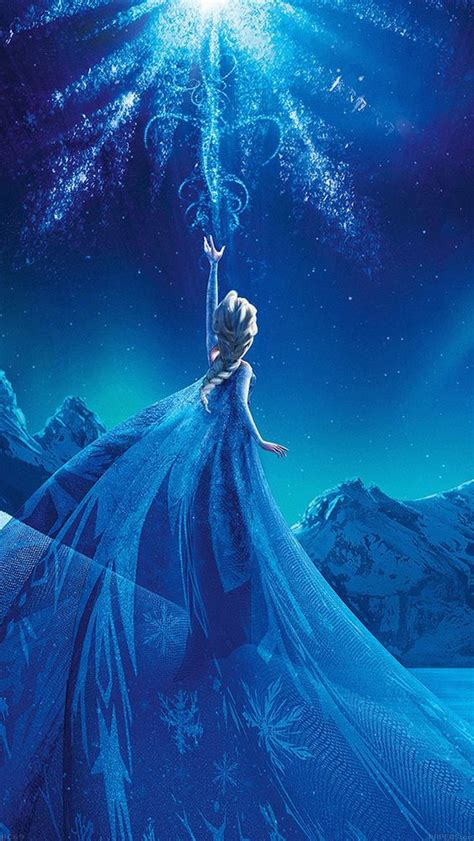 Frozen Elsa  Wallpaper  Papel De Parede  Imagem De