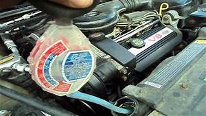 Checking Engine Coolant For Freeze  Boilover Point