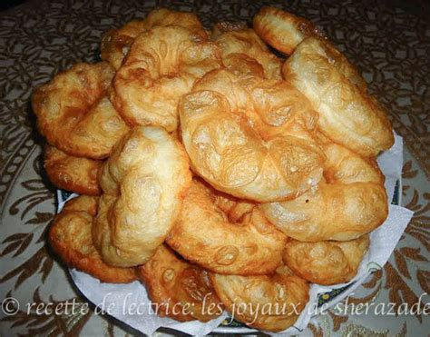 cuisine tv samira sfenj algérien سفنج الجزائري les joyaux de sherazade
