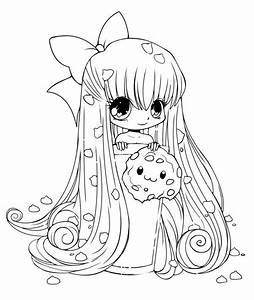 15 Cute Chibi Coloring Pages Printable Print Color Craft