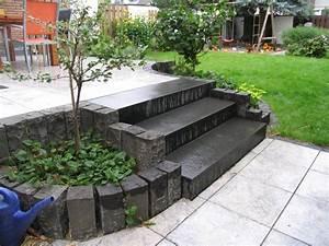 Terrassen Treppen In Den Garten : gartenideen ~ Orissabook.com Haus und Dekorationen