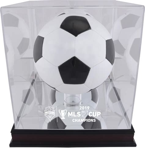 Seattle Sounders FC 2019 MLS Cup Champions Mahogany Team ...