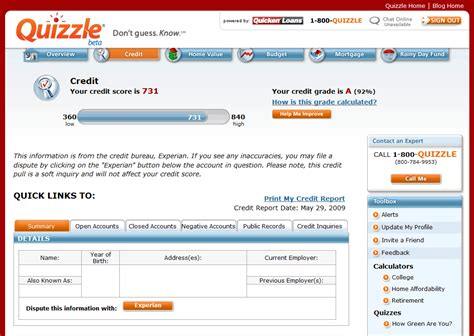 experian credit bureau get a free experian credit and report from quizzle com