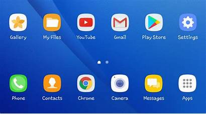 Samsung Android Remove Frames Icons Galaxy Icon