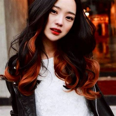 Color Hair Black by 24 Hair Color Trends And Styles Styles Weekly