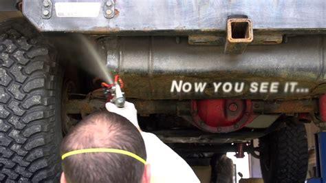 Truck & Car Undercoating Nhou
