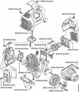 32 Stihl Ht 131 Pole Saw Parts Diagram