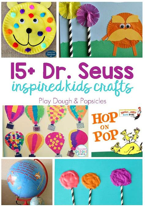 343 best dr seuss preschool theme images on 224 | fb778bf05f60f8d364aacb1dc9ea6597 march crafts for preschoolers dr suess crafts for kindergarten