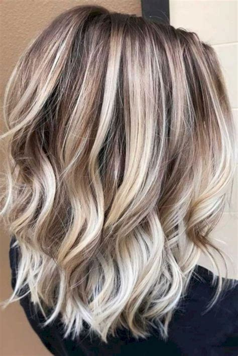 Makeup 48 Cool Hair Color Ideas To Try In 2018 2817620