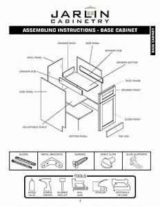 Jarlin Cabinets Assembly