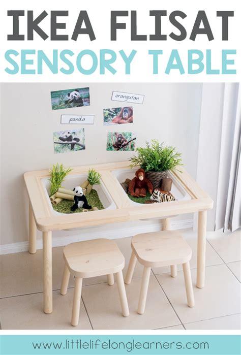 Ikea Tisch Flisat by Our New Ikea Flisat Sensory Table Lifelong Learners