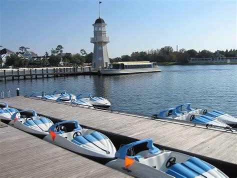 Boats World by Boats At Walt Disney World Part 2 Passporter