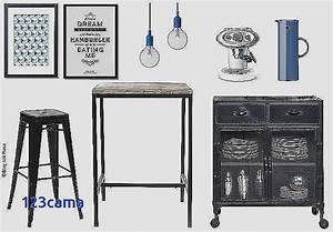 Tabouret De Bar Industriel Maison Du Monde : tabouret style industriel maison du monde avie home ~ Teatrodelosmanantiales.com Idées de Décoration