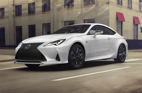 2019 Lexus Rc Review, Ratings, Specs, Prices, And Photos