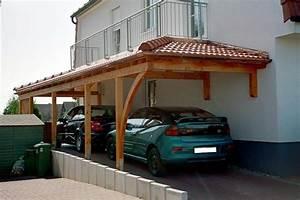 Doppelcarport Selber Bauen : fm als anbau mit balkon ~ Lizthompson.info Haus und Dekorationen