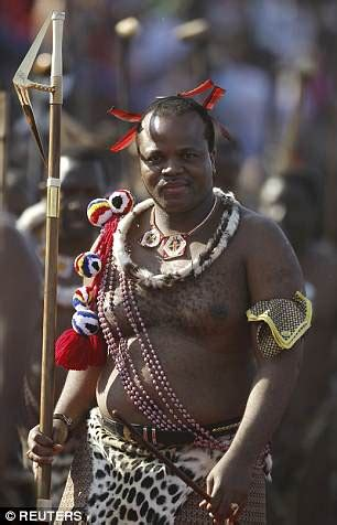 King of Swaziland renames the country Kingdom of eSwatini ...