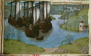 the siege of harfleur henry v 39 s holigost warship found buried in mud in