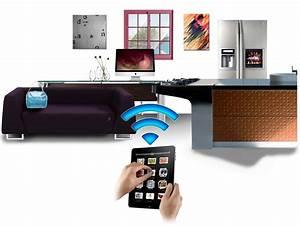 Objet Connecté Maison : la maison connect e ~ Nature-et-papiers.com Idées de Décoration