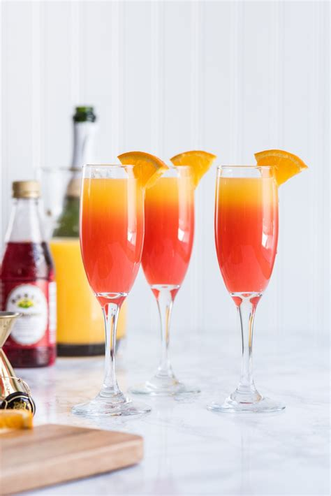 mimosa recipes    brunch    level